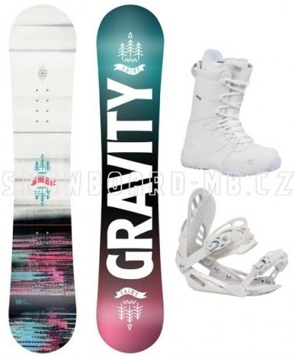 Dívčí komplet Gravity Fairy (větší boty)1