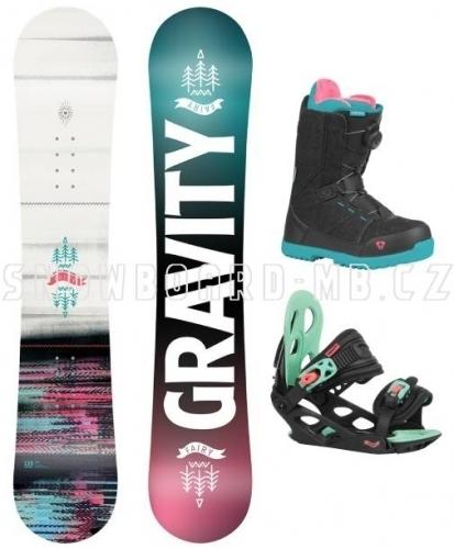 Dětský komplet Gravity Fairy (boty s kolečkem)1