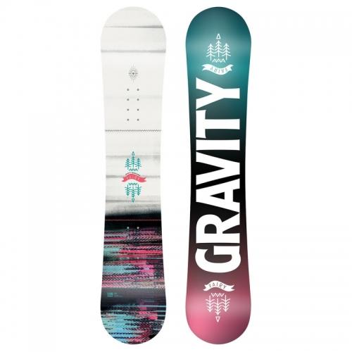 Dětský snowboard Gravity Fairy Mini 2020/20211