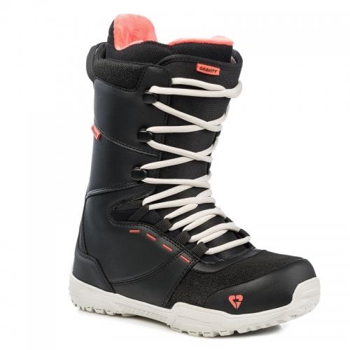 Dámské boty Gravity Bliss black/coral 2020/20211