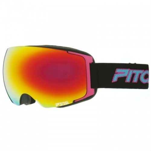 Brýle Pitcha magno black/pink/fire mirrored1