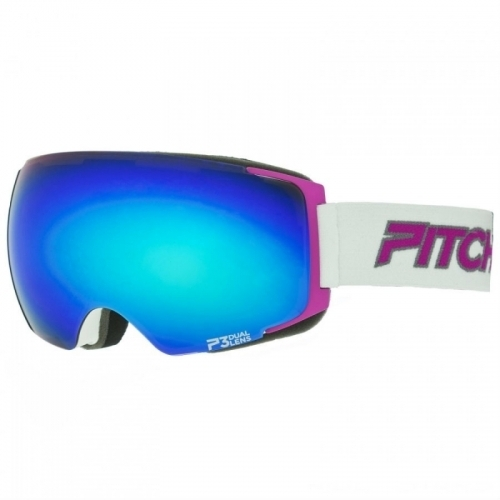 Brýle Pitcha magno white/pink/blue mirrored1