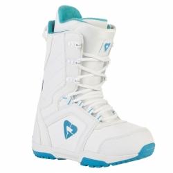 Dámské boty na snowboard Gravity Aura white/blue bílé/modré