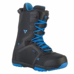 Pánské snowboardové boty Gravity Recon black/blue