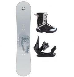 Nejlevnější snowboard komplet pro děti