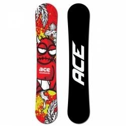 Snowboard Ace Joker