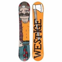 Snowboard Westige Lumber Jack Kid