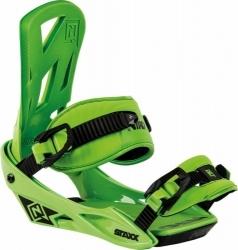 Vázání Nitro Staxx green
