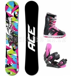 Snowboardový komplet Ace Demon