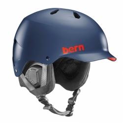 Snowboardová helma Bern Watts matte navy blue