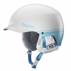 Dámská helma Bern Muse white retro