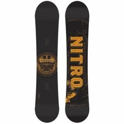 Snowboard Nitro Magnum wide širší - AKCE