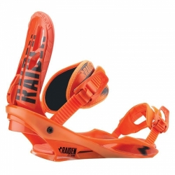 Vázání Nitro Raiden Staxx orange
