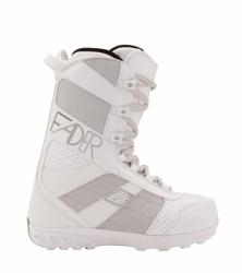 Dámské boty Nitro Fader white/platinum