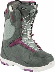 Dámské boty Nitro Crown TLS slate grey-purple