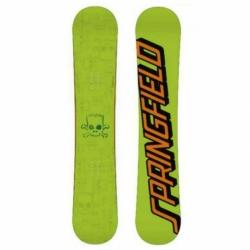 Snowboard Santa Cruz Bart