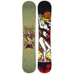 Snowboard Santa Cruz Witch Doctor