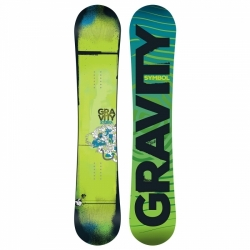 Snowboard set Gravity Symbol-2