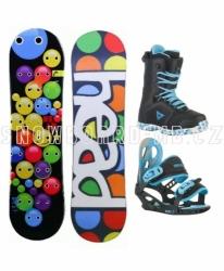 Dětský snowboard komplet Head Ambitious Kid