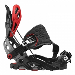 Vázání Flow Fuse-Gt Hybrid black/red