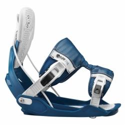 Snowboardové vázání Flow Five blue / modré