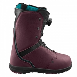 Dámské boty Flow Onyx Coiler berry