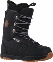 Snowboard komplet Apache černý - AKCE-3