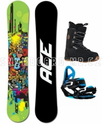 Snowboard komplet Ace Poison
