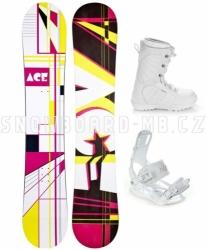 Dámský snowboard komplet Ace Oddity S3