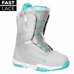 Dámské boty Gravity Aura Fast Lace light grey