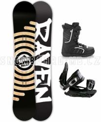 Snowboard komplet Raven Relict 2017