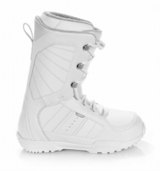 Dívčí snowboardový set Raven Pearl white 2017 - AKCE-2