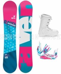 Dámský snowboardový komplet Raven Style 2017