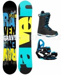 Chlapecký snowboardový komplet Raven Gravy junior 2017