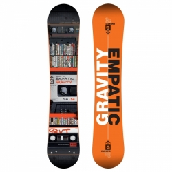 Snowboard Gravity Empatic 2018