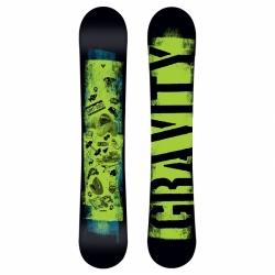 Chlapecký snowboard Gravity Flash