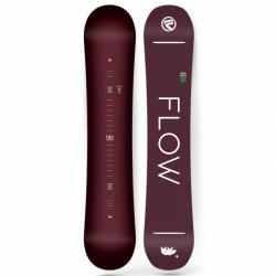 Dámský snowboard Flow Velvet 17/18