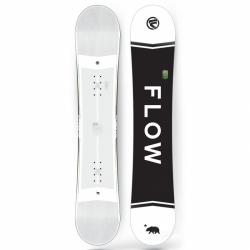 Snowboard Flow Merc white 17/18