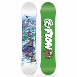 Dětský snowboard Flow Micron Mini 17/18