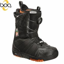 Dětské boty Flow Micron Boa black 17/18