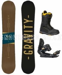 Snowboard komplet Gravity Symbol