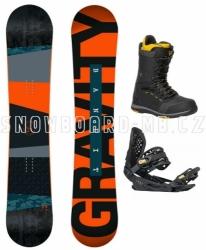 Snowboard komplet Gravity Bandit