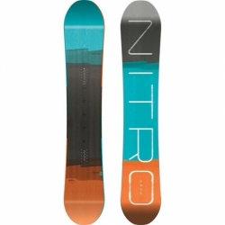 Snowboard Nitro Team gullwing 17/18