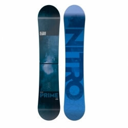 Snowboard Nitro Prime blue 2017/18