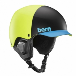 Helma Bern Baker matte neon yellow