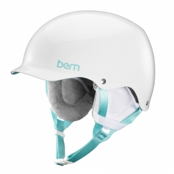 Dámská helma Bern Team Muse gloss white