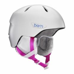Dětská helma Bern Bristow Jr satin white