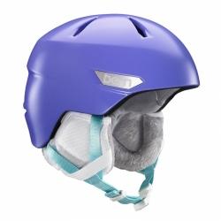 Dětská helma Bern Bristow Jr satin purple