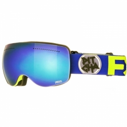 Brýle Pitcha FSP Navy fluo/blue mirrored