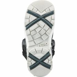 Dámské boty Nitro Flora TLS black-3